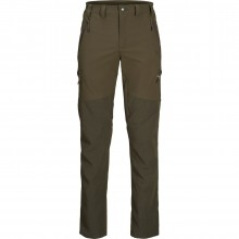Seeland Outdoor membrane trousers pine green - nohavice